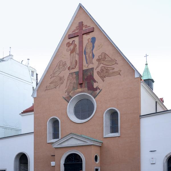 Thomas-Tschemer-Kapuziner-Kirche-Wien